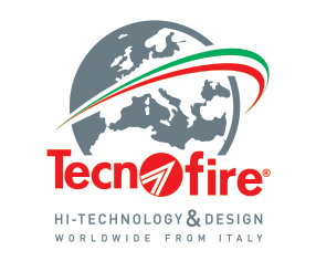 logo Tecnofire - hi-technology & design